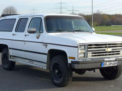 gebraucht Chevrolet C20 Suburban K20 SilveradoAllrad AHK als SUV/Geländewagen/Pickup in Bergheim
