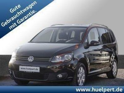 gebraucht VW Touran 1.6 TDI Cup Navi Sitzhzg GRA (Einparkhilfe)