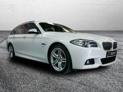 gebraucht BMW 530 d xDrive Touring M-SPORT Navi Scheckheft