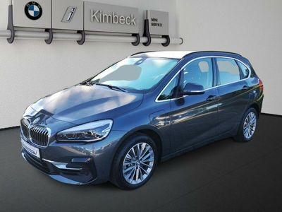 gebraucht BMW 225 xe iPerformance Luxury Line Navi Leder Headup