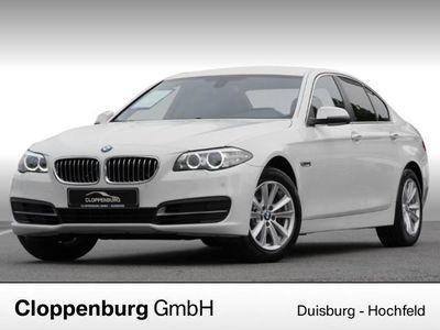 gebraucht BMW 520 dA NAVI XENON LEDER HIFI TEMPOMAT SITZHZG PDC