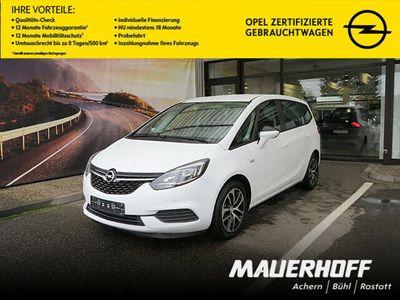 gebraucht Opel Zafira Edition | S/S | DAB+ | Parkpilot |