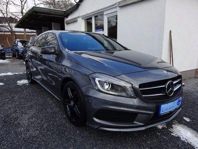 gebraucht Mercedes A220 CDI 7G-DCT AMG SPORT VOLLAUSSTATTUNG!EURO6