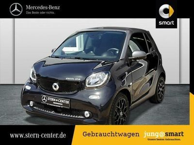 gebraucht Smart ForTwo Electric Drive cabrio Sportpaket