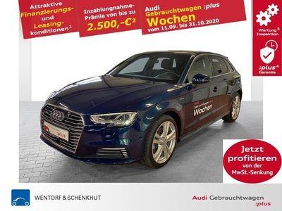 gebraucht Audi A3 Sportback e-tron S line 1.4 TSI VirtualCockpit GRA Navi+