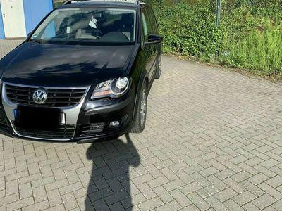 gebraucht VW Touran Cross AHK