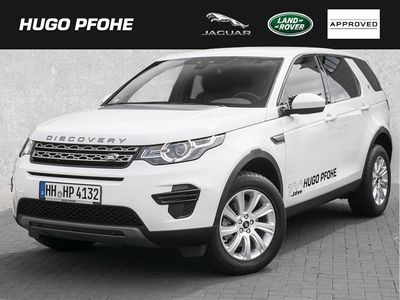 gebraucht Land Rover Discovery Sport TD4 Aut. SE UPE 49.904 EUR