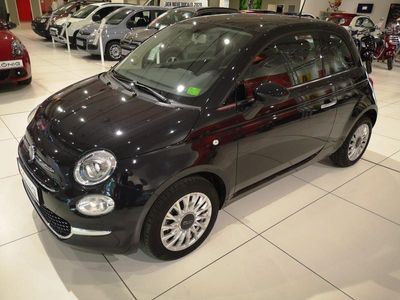 gebraucht Fiat 500 1.2 69PS Lounge Panoramadach, PDC