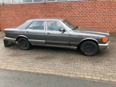 używany Mercedes 260 w126S- Klasse Neulack