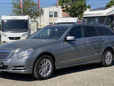 gebraucht Mercedes E350 CDI Navi+Intr.K.Sitze+Xen+SHZ+Led+el.Heck