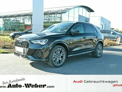 "gebraucht Audi Q3 45TFSIe S-LINE MATRIX PANO B&O 20"" AHK KAMERA"