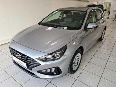 gebraucht Hyundai i30 1.0 T-GDI 48V+SITHZG+RÜCKFAHRK+EINPARKHILFE