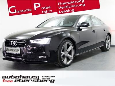 gebraucht Audi A5 Sportback 2.0 TDI S line ACC DAB Xen Nav LM19