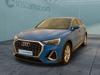gebraucht Audi Q3 Q3Sportback 35TFSI S line 110kW*LED*Virtual*Nav