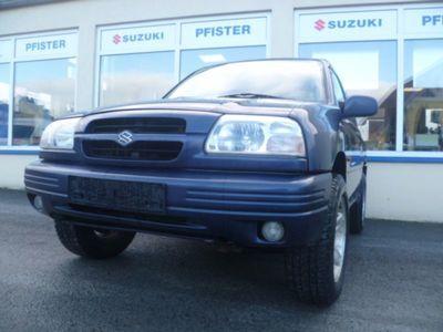 gebraucht Suzuki Grand Vitara 2.0 3trg. KLIMA+AHK