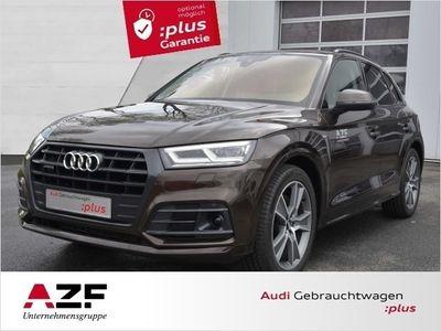 gebraucht Audi Q5 Design 2.0 TDI qu. S-tronic S