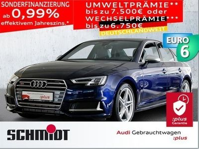 gebraucht Audi S4 3.0 TFSI quattro AHK, DAB, SD, Navi, PDC+, connect