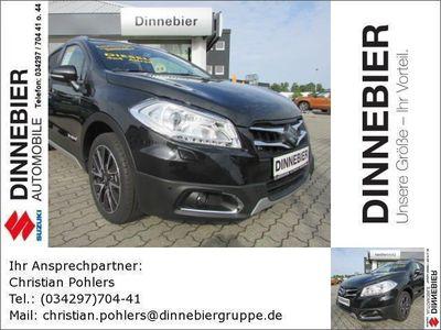 gebraucht Suzuki SX4 S-Cross 5D 1.6 MT Limited+ 4x4 Gebrauchtwagen, bei Autohaus Dinnebier GmbH