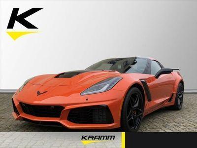 gebraucht Corvette ZR1 ZR 16.2 V8 Coupe Xenon Navi Klimasitze e-Sitze H