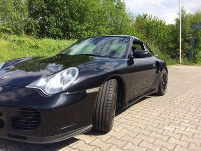 gebraucht Porsche 996 Turbo / WLS / X50