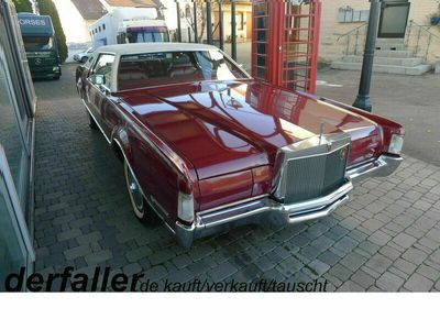 gebraucht Lincoln Continental ContinentalIV Coupe