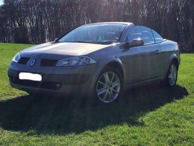 gebraucht Renault Mégane Cabriolet 2.0 Coupe-