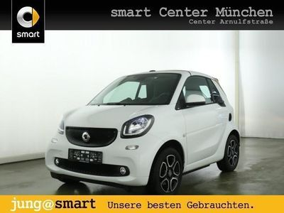 used Smart ForTwo Cabrio 66kW prime BRABUS tailor made SHZ