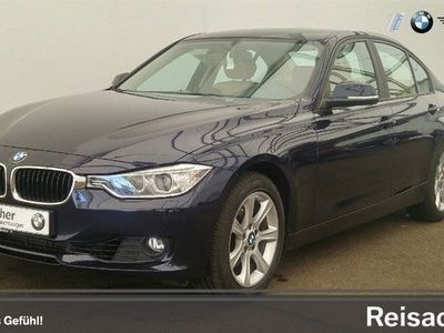 gebraucht BMW 328 i A Lim F30 Navi,Xe,Leder,Autom,SH,PDC