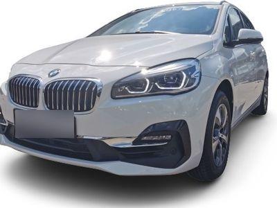 gebraucht BMW 218 Gran Tourer 218 Gran Tourer i Luxury Line EU6d-T Navi LED AHK Temp Klima