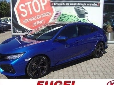 gebraucht Honda Civic 1.5 i-VTEC Turbo Sport Plus LED ACC Navi