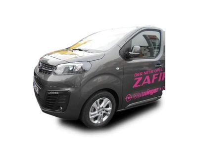 gebraucht Opel Zafira Life 2.0 D L Selection (L3)(EURO 6d-TEMP)