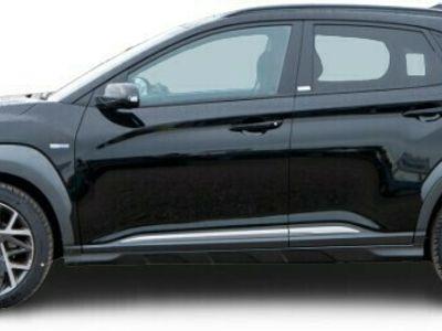 gebraucht Hyundai Kona KonaPremium Hybrid DCT/1025zoll Display/Navi/Rόckfahrkamera