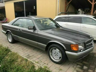 gebraucht Mercedes 420 W126
