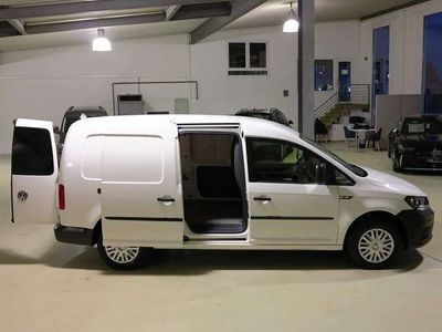 gebraucht VW Caddy Maxi 2.0 TDI SCR Klima Heckflügeltüren