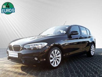 gebraucht BMW 116 i Sport Line Navi Business 17''LM Sportsitze