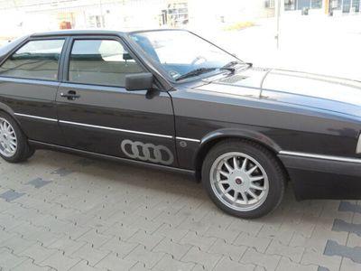 gebraucht Audi Coupe GT 136 PS im neuwertigen Zustand mit H