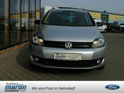gebraucht VW Golf VI Plus 1.6 Match eAS Alu KLIMA PDC SHZ