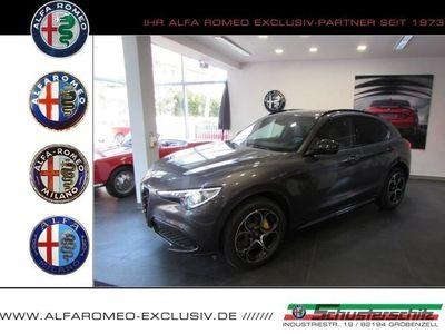 gebraucht Alfa Romeo Stelvio 2.0 AT8-Q4 VELOCE MODELL 2020