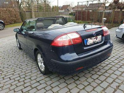 gebraucht Saab 9-3 Cabriolet 1.9 TiD Automatik als Cabrio/Roadster in Duisburg
