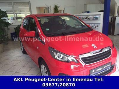 gebraucht Peugeot 108 Active,5 Türer,Klimaanlage