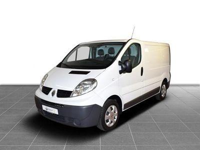 gebraucht Renault Trafic Kasten L1H1 2,7t 2.0dCi 90 FAP Klima!!!