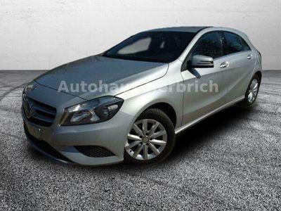 gebraucht Mercedes A200 CDI Teilleder/Rückfahrkamera/Sitzheizung