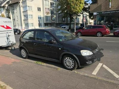 gebraucht Opel Corsa C 3 Türen Defekt für Bastler 1.2