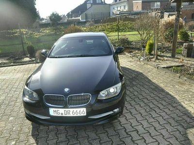 gebraucht BMW 325 Cabriolet D Automatik E93 Navi Leder, Xenonlicht