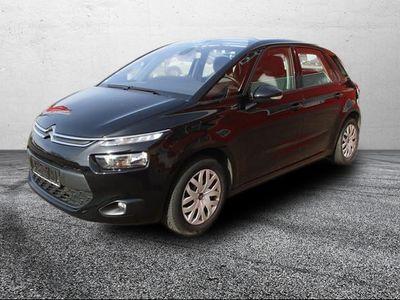 gebraucht Citroën C4 Picasso eHDi 115 FAP Seduction *NAVI*AUTOMATIK*