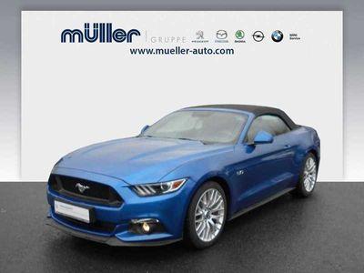 gebraucht Ford Mustang GT Cabrio 5.0 V8 NAVI RFK PDC