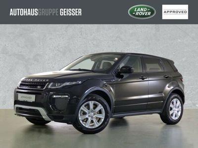 gebraucht Land Rover Range Rover evoque SD4 SE Dynamic Automatik