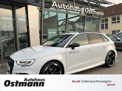 gebraucht Audi RS3 Sportback quattro S-tronic NAVI ALU