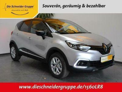 gebraucht Renault Captur LIMITED ENERGY TCe 90 KLIMA RADIO ZV ALU