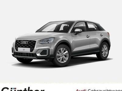 gebraucht Audi Q2 DESIGN 35 TFSI S TRONIC+AHK+LED+FIS+PDC+KLIMA